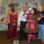 The Awaken Shock Haunt crew while attending Blood Bash '17