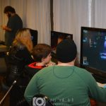 Gamers Check Out Blood Bash's Horror In Gaming History Exhibit at Blood Bash 2017